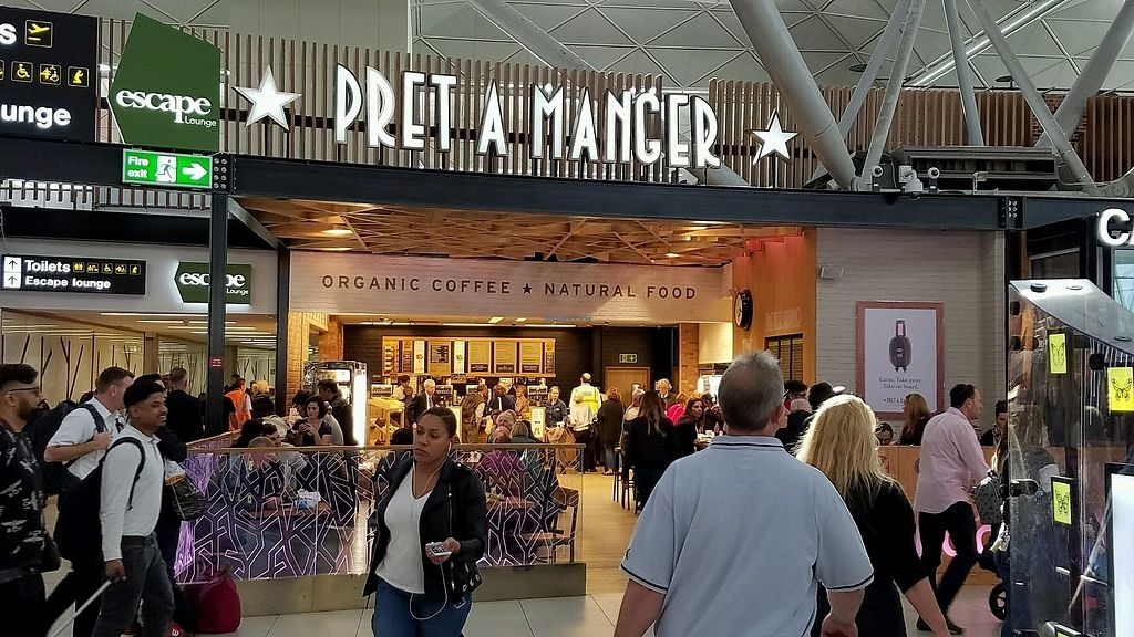 """Photo of Pret A Manger - Stansted Airport  by <a href=""""/members/profile/eric"""">eric</a> <br/>location <br/> October 4, 2017  - <a href='/contact/abuse/image/102291/311818'>Report</a>"""