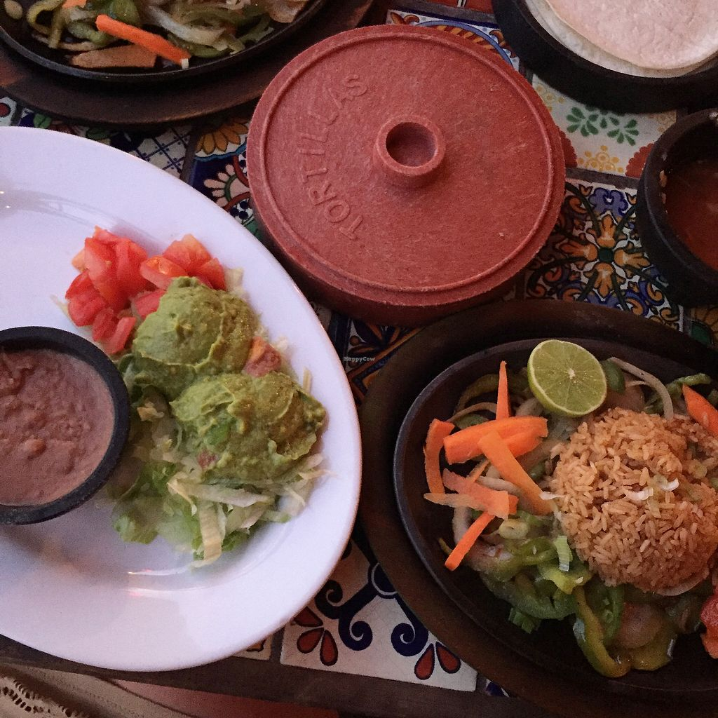 "Photo of Iguana Cantina  by <a href=""/members/profile/Eefie"">Eefie</a> <br/>Fajitas (again mmmm) <br/> October 14, 2017  - <a href='/contact/abuse/image/102293/314992'>Report</a>"