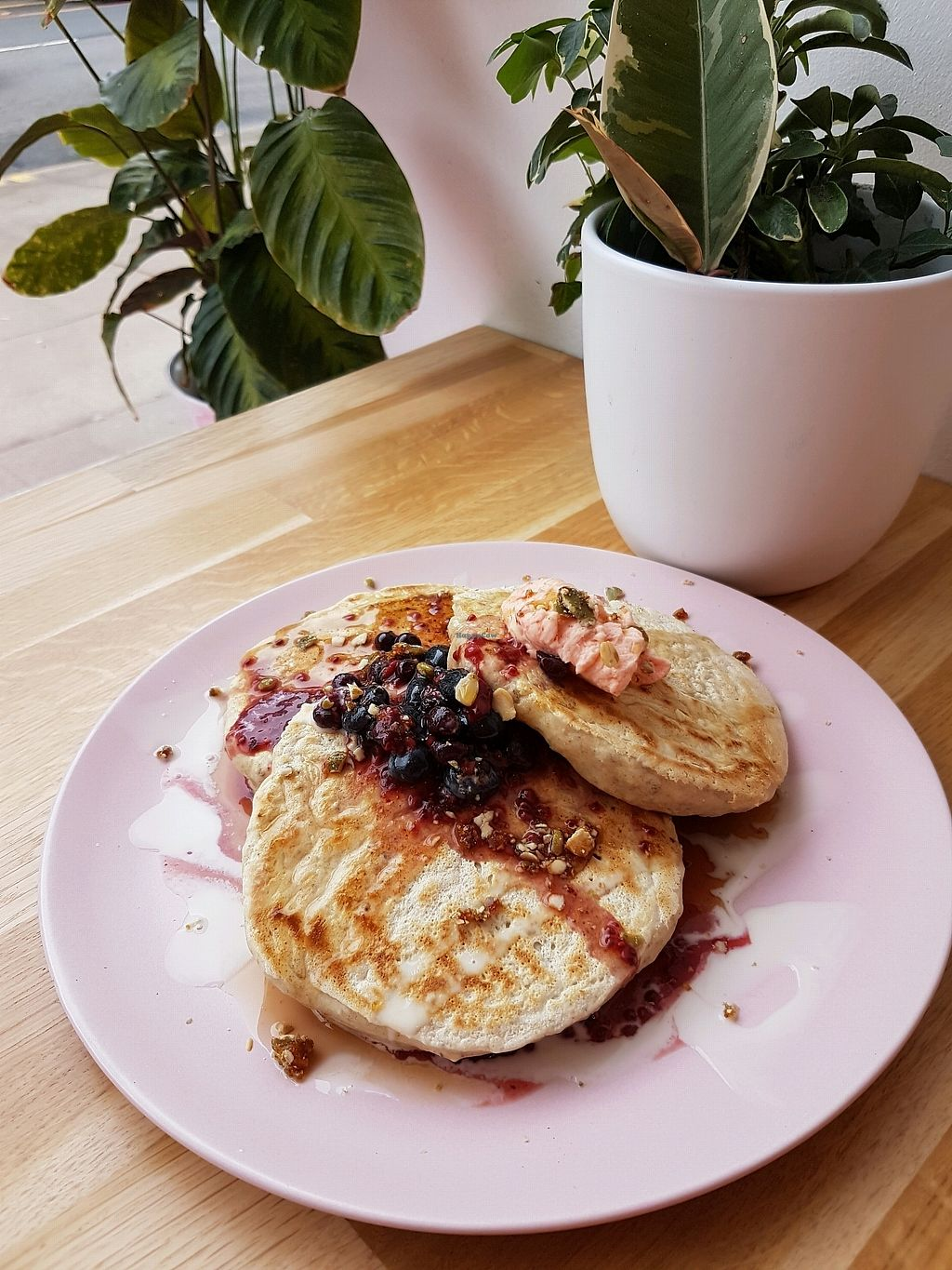 """Photo of Serenity Now  by <a href=""""/members/profile/bpaula35"""">bpaula35</a> <br/>Blueberry Pancakes  <br/> April 14, 2018  - <a href='/contact/abuse/image/102295/385643'>Report</a>"""