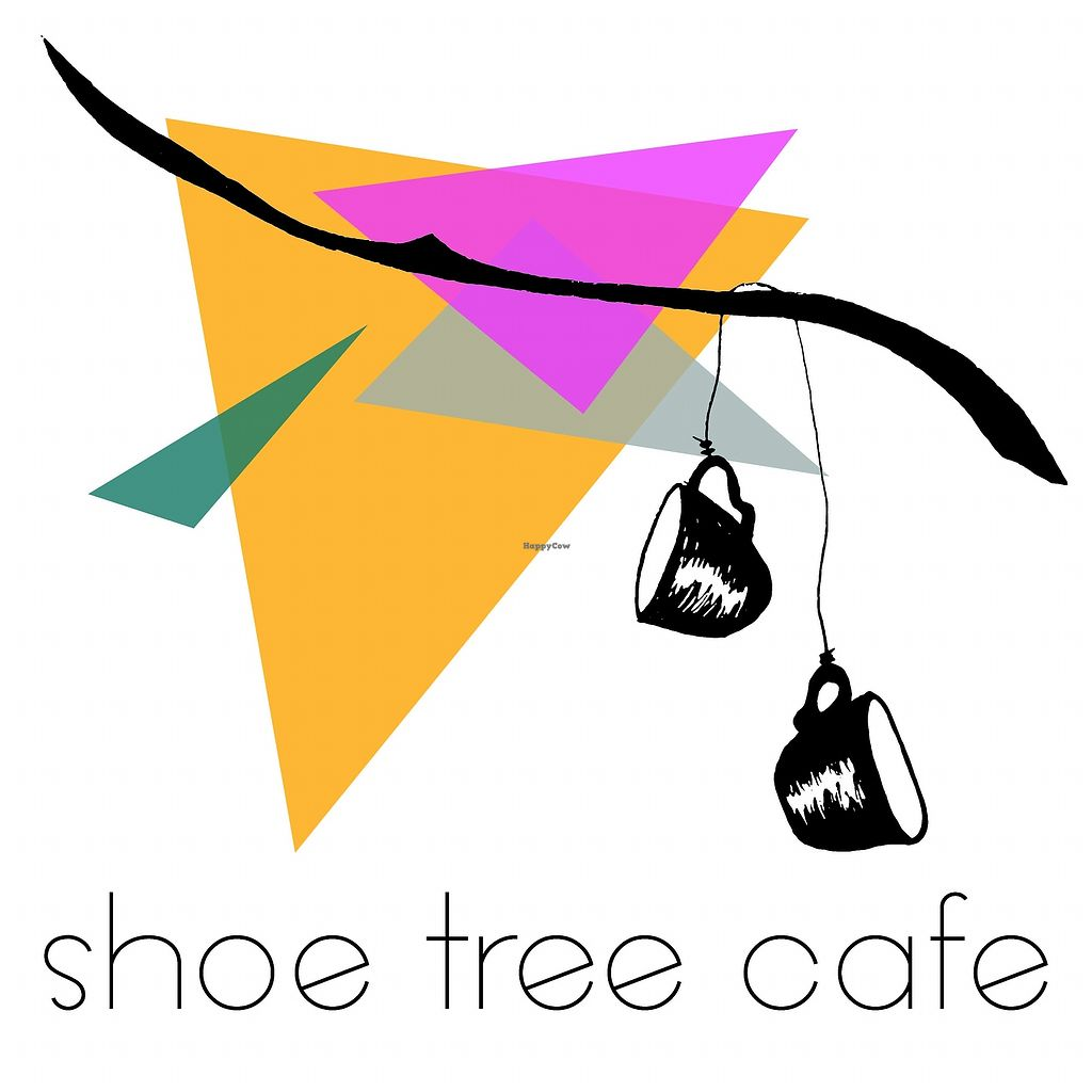 """Photo of Shoe Tree Cafe  by <a href=""""/members/profile/JoeCarrHollands"""">JoeCarrHollands</a> <br/>Shoe Tree Cafe Logo <br/> November 12, 2017  - <a href='/contact/abuse/image/102296/324620'>Report</a>"""