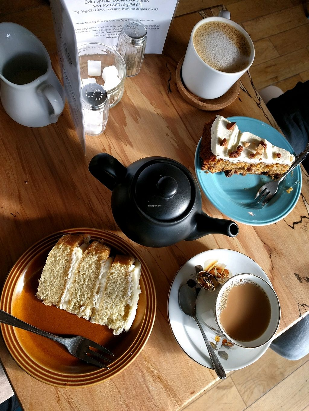"""Photo of Shoe Tree Cafe  by <a href=""""/members/profile/GillyP"""">GillyP</a> <br/>Cake <br/> November 12, 2017  - <a href='/contact/abuse/image/102296/324721'>Report</a>"""