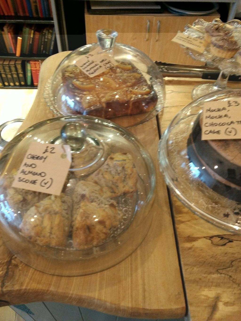 """Photo of Shoe Tree Cafe  by <a href=""""/members/profile/craigmc"""">craigmc</a> <br/>cakes <br/> December 6, 2017  - <a href='/contact/abuse/image/102296/332859'>Report</a>"""