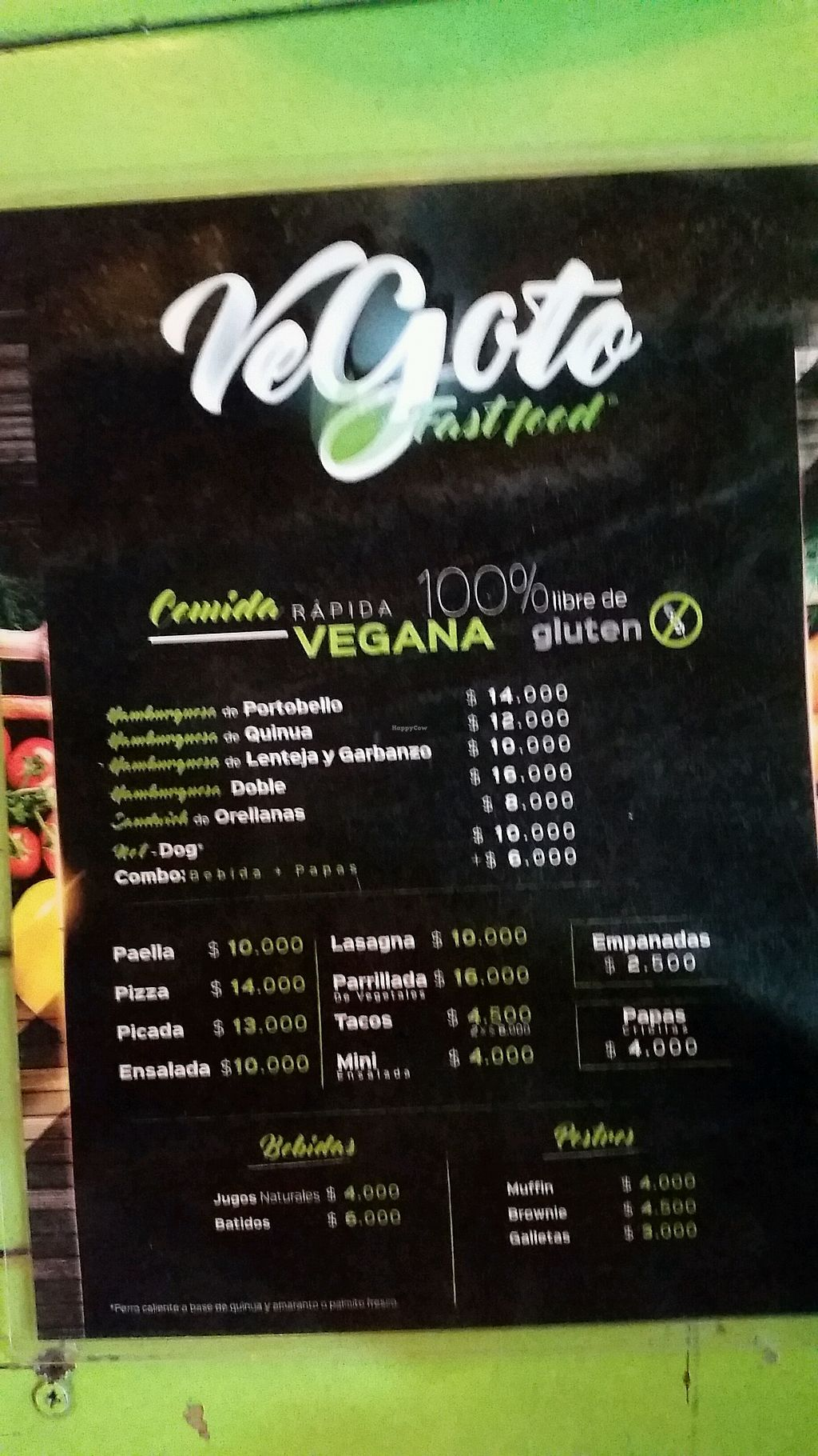 "Photo of Vegoto fast food  by <a href=""/members/profile/DrBB"">DrBB</a> <br/>menu <br/> March 2, 2018  - <a href='/contact/abuse/image/102301/365560'>Report</a>"