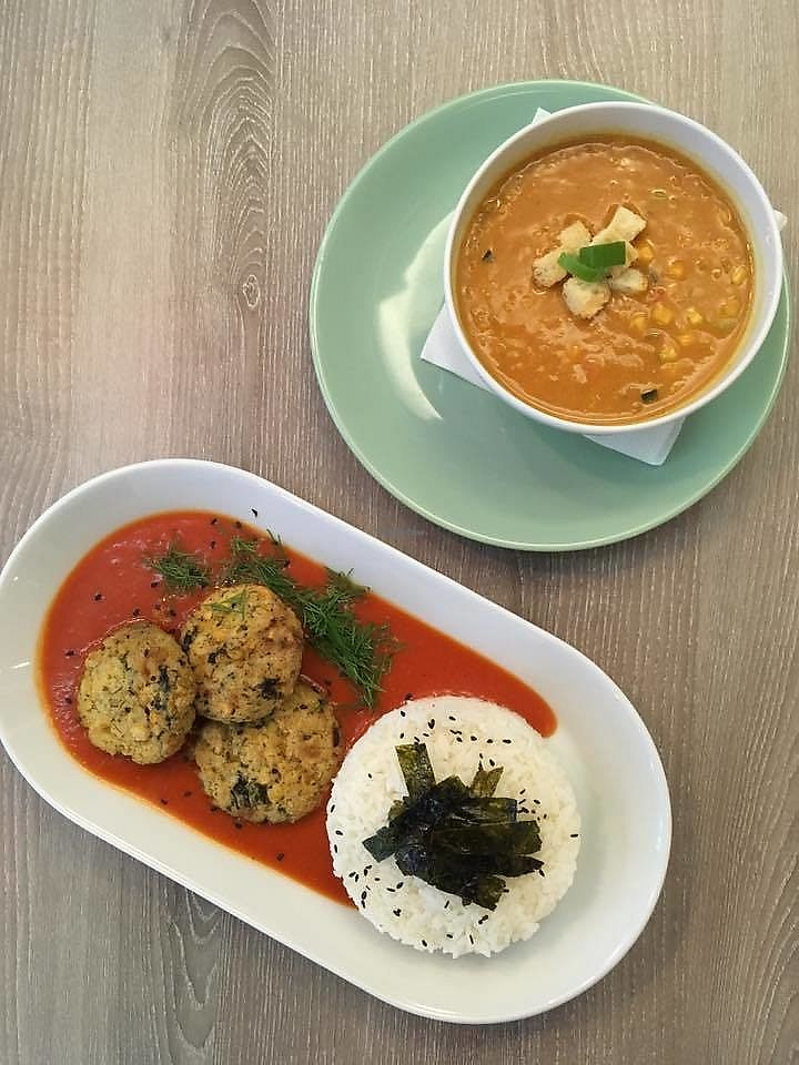 """Photo of Forrest Bistro  by <a href=""""/members/profile/Nikolate"""">Nikolate</a> <br/>soup <br/> October 6, 2017  - <a href='/contact/abuse/image/102335/312505'>Report</a>"""