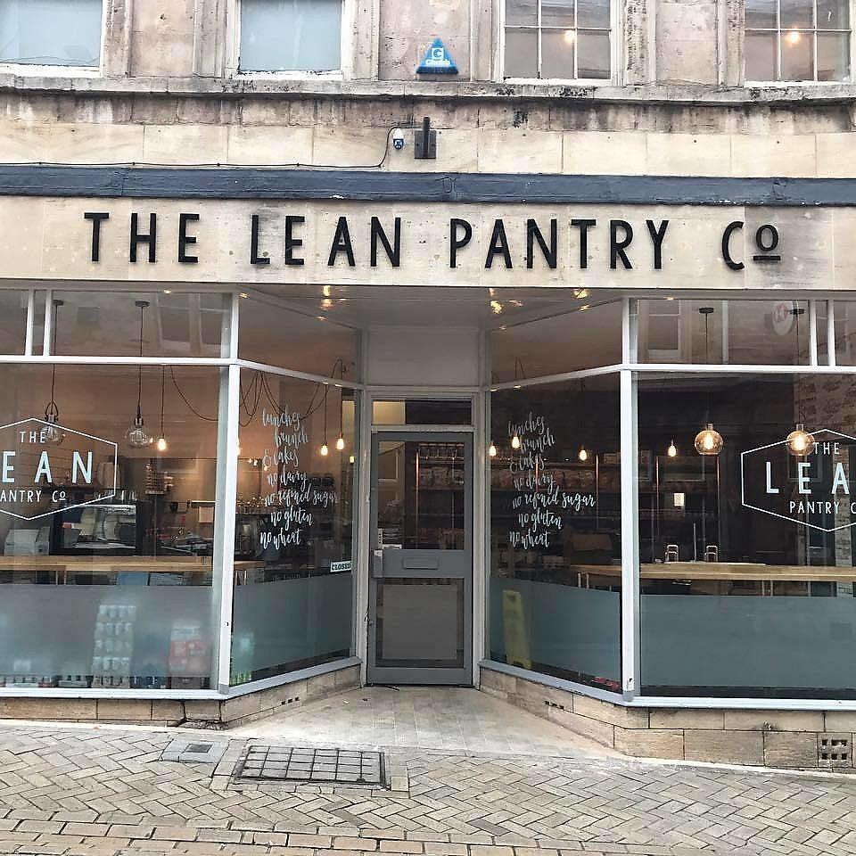 """Photo of The Lean Pantry Co  by <a href=""""/members/profile/sugarfree_vegan"""">sugarfree_vegan</a> <br/>The Lean Pantry <br/> October 7, 2017  - <a href='/contact/abuse/image/102336/312623'>Report</a>"""