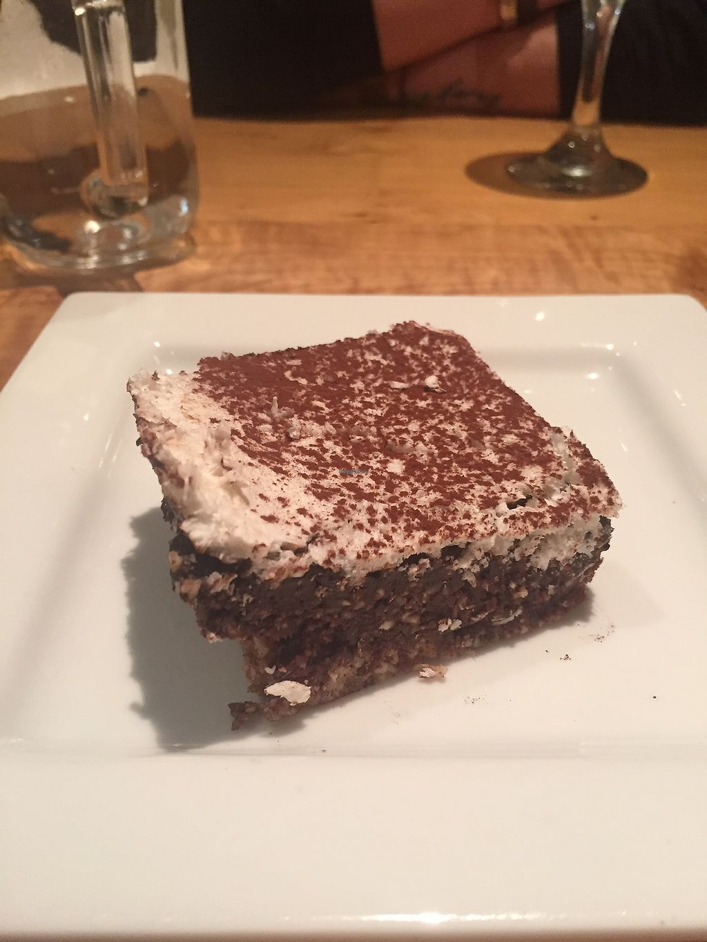 """Photo of Big Feast Bistro  by <a href=""""/members/profile/JessicaKlose"""">JessicaKlose</a> <br/>Vegan smores dessert  <br/> October 6, 2017  - <a href='/contact/abuse/image/102423/312464'>Report</a>"""