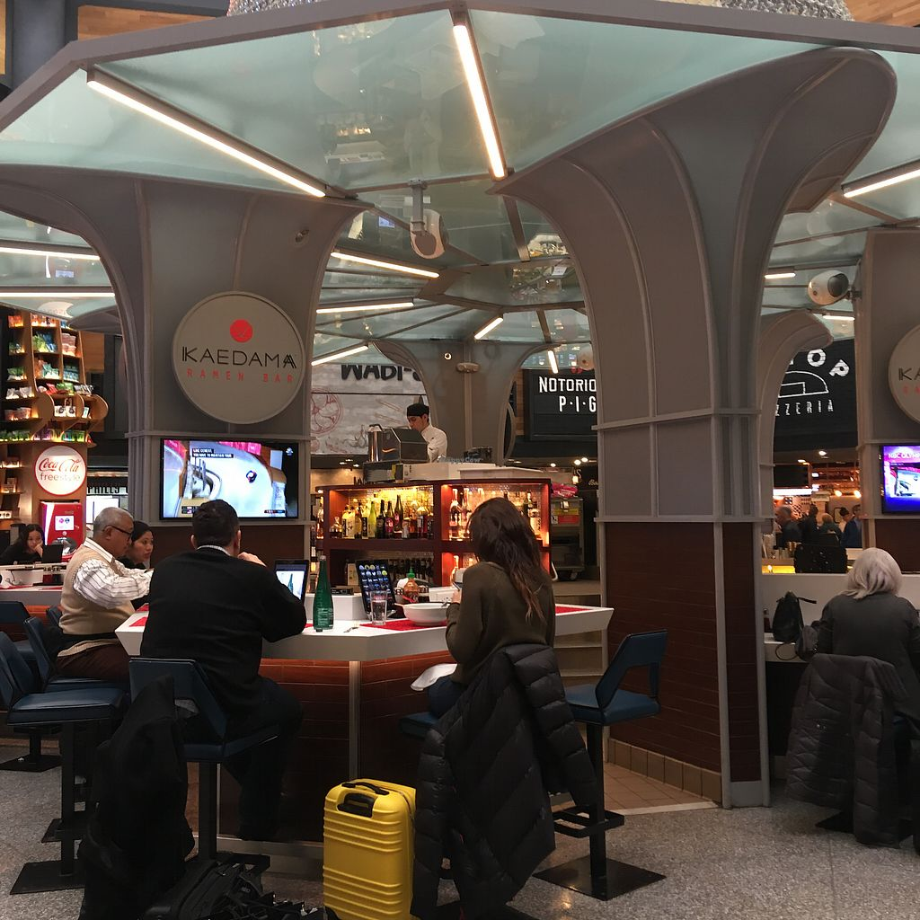 """Photo of Kaedama Ramen Bar - Airport  by <a href=""""/members/profile/KatieBush"""">KatieBush</a> <br/>Located at center of food court <br/> February 17, 2018  - <a href='/contact/abuse/image/102451/360445'>Report</a>"""