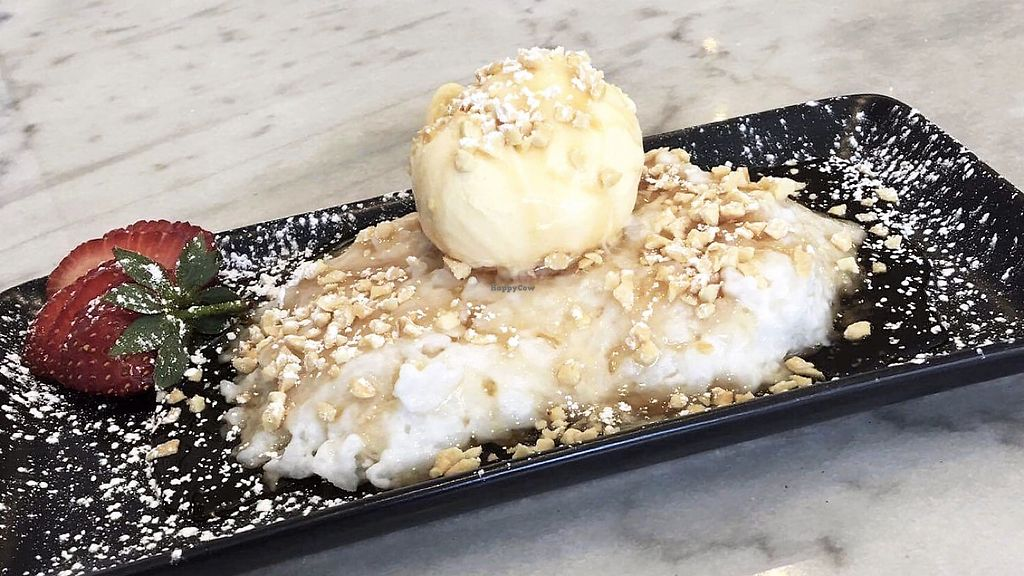"""Photo of Kafenion  by <a href=""""/members/profile/VeronicaA"""">VeronicaA</a> <br/>Vegan rice pudding <br/> October 8, 2017  - <a href='/contact/abuse/image/102490/312997'>Report</a>"""