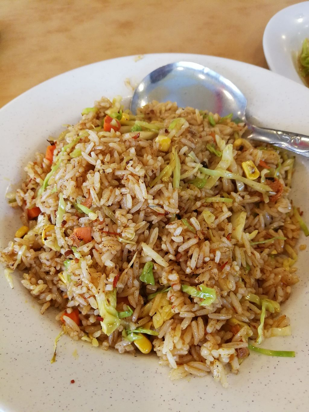 "Photo of Ring Zhi Vegetarian Restaurant  by <a href=""/members/profile/RawChefYin"">RawChefYin</a> <br/>Fried Rice in Vietnam Style (small) RM8  <br/> January 31, 2018  - <a href='/contact/abuse/image/10249/353100'>Report</a>"