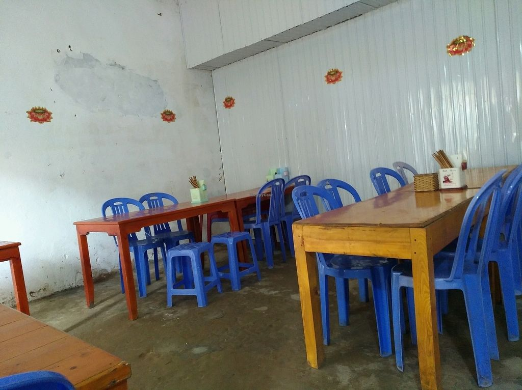 """Photo of Nha Hang Chay Hoa Tam  by <a href=""""/members/profile/kkad"""">kkad</a> <br/>place to sit <br/> October 9, 2017  - <a href='/contact/abuse/image/102518/313407'>Report</a>"""