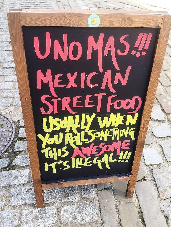 "Photo of Uno Mas  by <a href=""/members/profile/TARAMCDONALD"">TARAMCDONALD</a> <br/>UNO mas Mexican food, folkstone kent <br/> April 14, 2018  - <a href='/contact/abuse/image/102539/385738'>Report</a>"