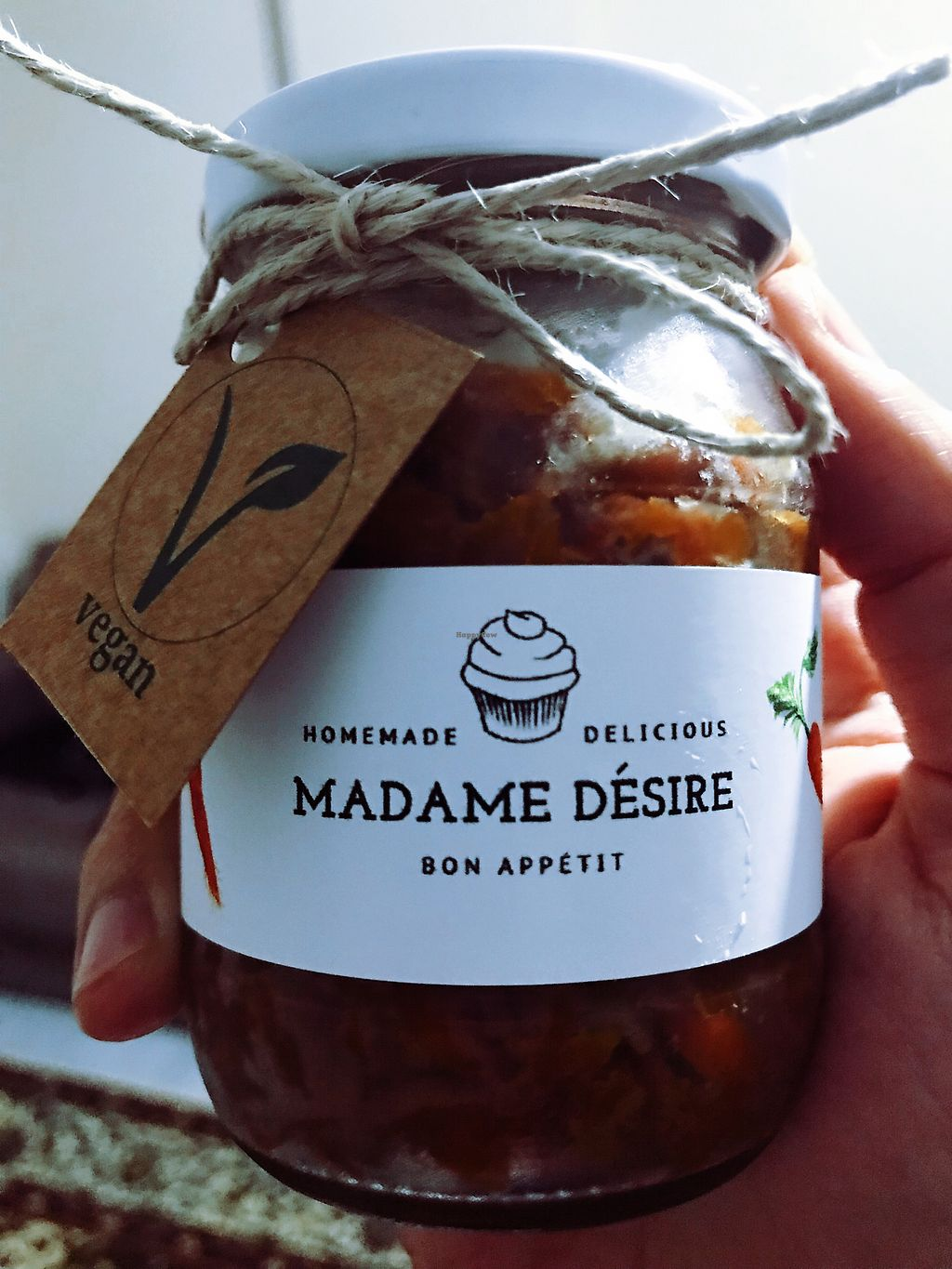 """Photo of Madame Désire  by <a href=""""/members/profile/veganoteacher"""">veganoteacher</a> <br/>Carrot Cake <br/> November 1, 2017  - <a href='/contact/abuse/image/102606/320848'>Report</a>"""