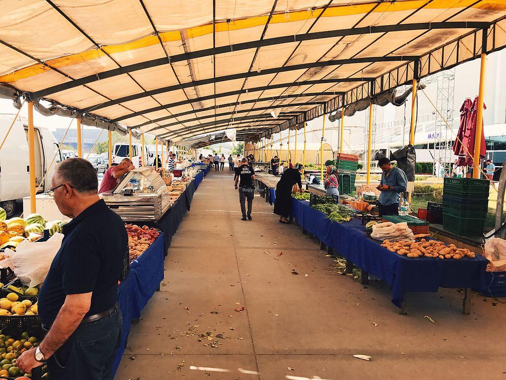 "Photo of Yenibosna Organik Pazar  by <a href=""/members/profile/veganoteacher"">veganoteacher</a> <br/>Bazaar  <br/> October 20, 2017  - <a href='/contact/abuse/image/102609/316908'>Report</a>"