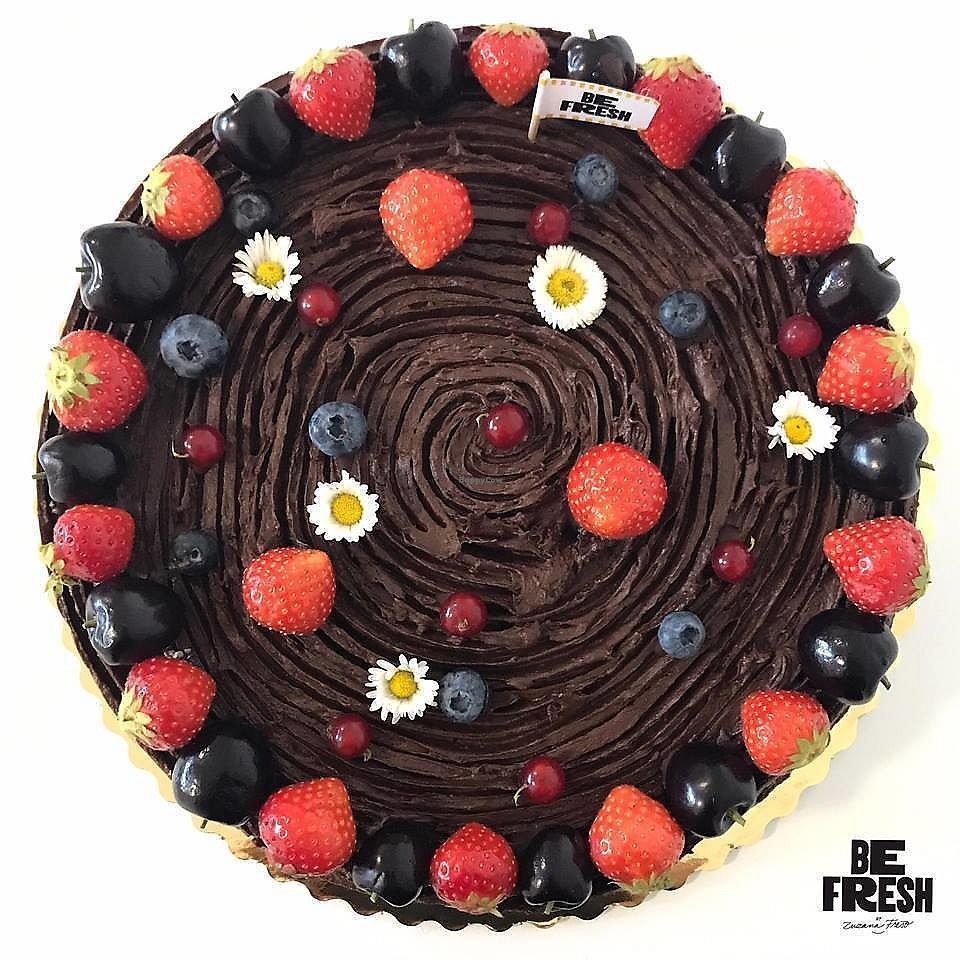 """Photo of Be Fresh  by <a href=""""/members/profile/Nikolate"""">Nikolate</a> <br/>choco tart <br/> October 10, 2017  - <a href='/contact/abuse/image/102619/313871'>Report</a>"""