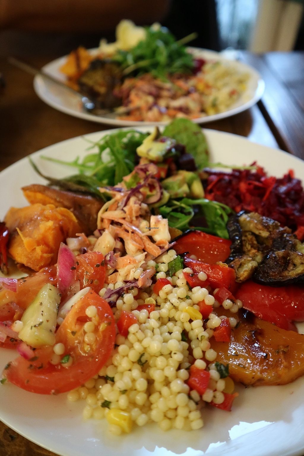 """Photo of Simply Vegan  by <a href=""""/members/profile/charclothier"""">charclothier</a> <br/>amazing help yourself buffet  <br/> November 7, 2017  - <a href='/contact/abuse/image/102624/323052'>Report</a>"""