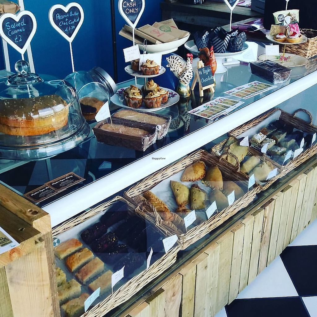 """Photo of Paula's Vegan Bakery  by <a href=""""/members/profile/pjl0979"""">pjl0979</a> <br/>Our cakes! <br/> October 10, 2017  - <a href='/contact/abuse/image/102653/313956'>Report</a>"""