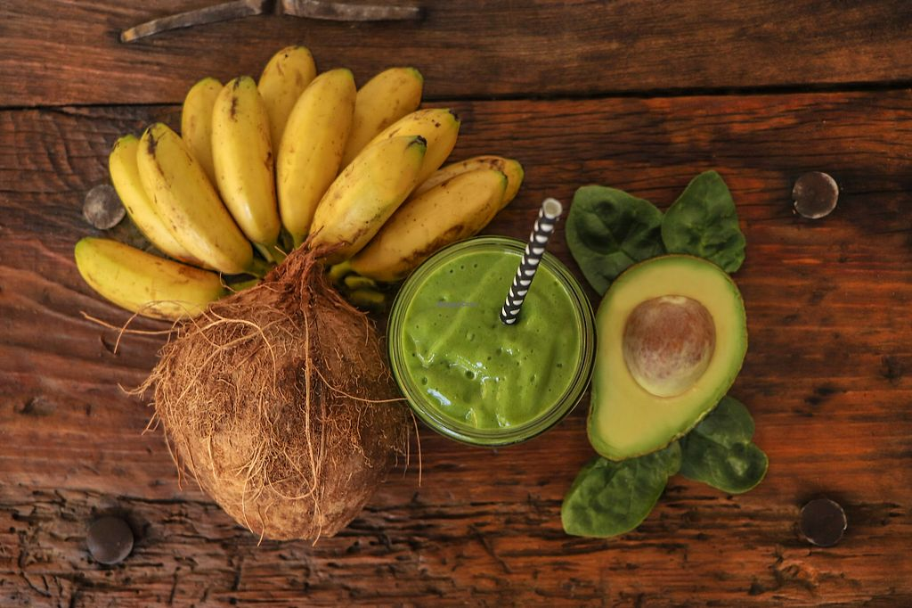 """Photo of Cilantro  by <a href=""""/members/profile/ReginaPortillaLeal"""">ReginaPortillaLeal</a> <br/>""""simple""""´smoothie, one of the favorites <br/> October 24, 2017  - <a href='/contact/abuse/image/102658/318204'>Report</a>"""