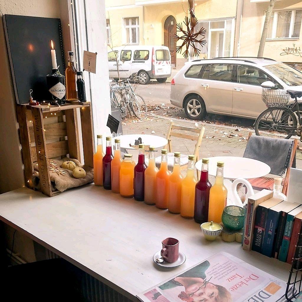 """Photo of Honigbiene Bistro, Cafe & Hofladen  by <a href=""""/members/profile/DeborahBertram"""">DeborahBertram</a> <br/>So Cozy :-) <br/> December 5, 2017  - <a href='/contact/abuse/image/102722/332357'>Report</a>"""