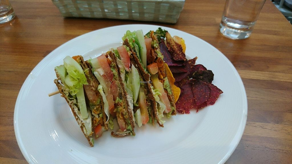 """Photo of Wholesome Savour  by <a href=""""/members/profile/HollyCatharineChapm"""">HollyCatharineChapm</a> <br/>The Savour BLT <br/> March 5, 2018  - <a href='/contact/abuse/image/102730/367007'>Report</a>"""