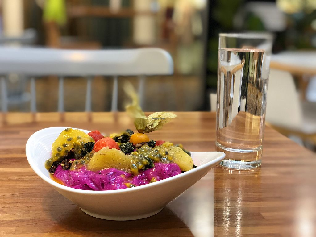 """Photo of Wholesome Savour  by <a href=""""/members/profile/Artofeden"""">Artofeden</a> <br/>Smoothie bowl  <br/> March 11, 2018  - <a href='/contact/abuse/image/102730/369194'>Report</a>"""