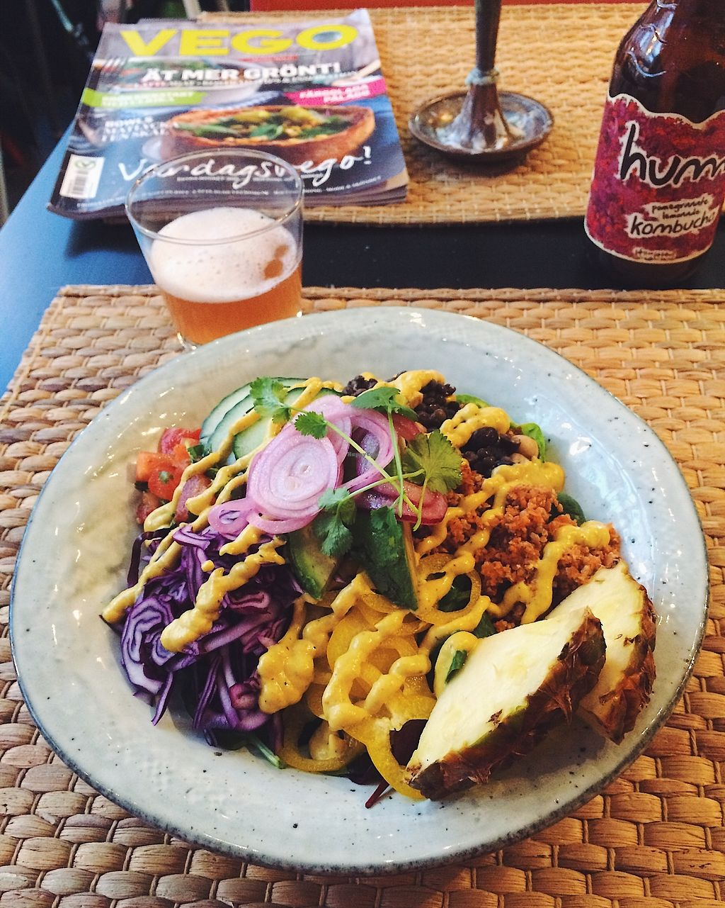 """Photo of Ra och sa  by <a href=""""/members/profile/treemelody"""">treemelody</a> <br/>Raw taco bowl. Yum!  <br/> January 27, 2018  - <a href='/contact/abuse/image/102750/351604'>Report</a>"""