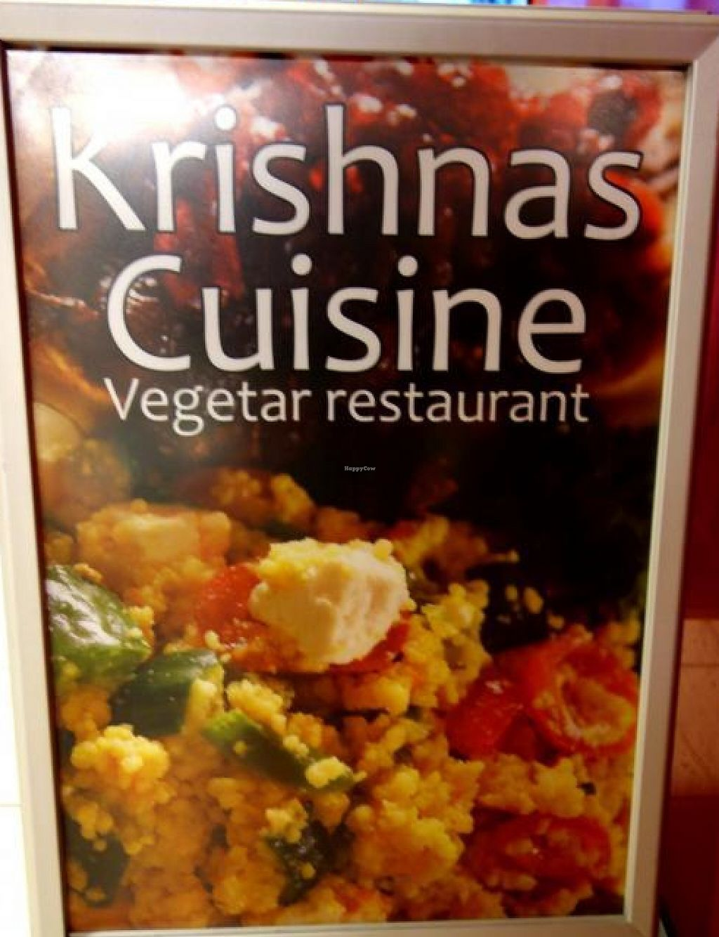 """Photo of Krishna's Cuisine  by <a href=""""/members/profile/Gudrun"""">Gudrun</a> <br/>Krishna's Cuisine <br/> November 30, 2013  - <a href='/contact/abuse/image/1027/240612'>Report</a>"""