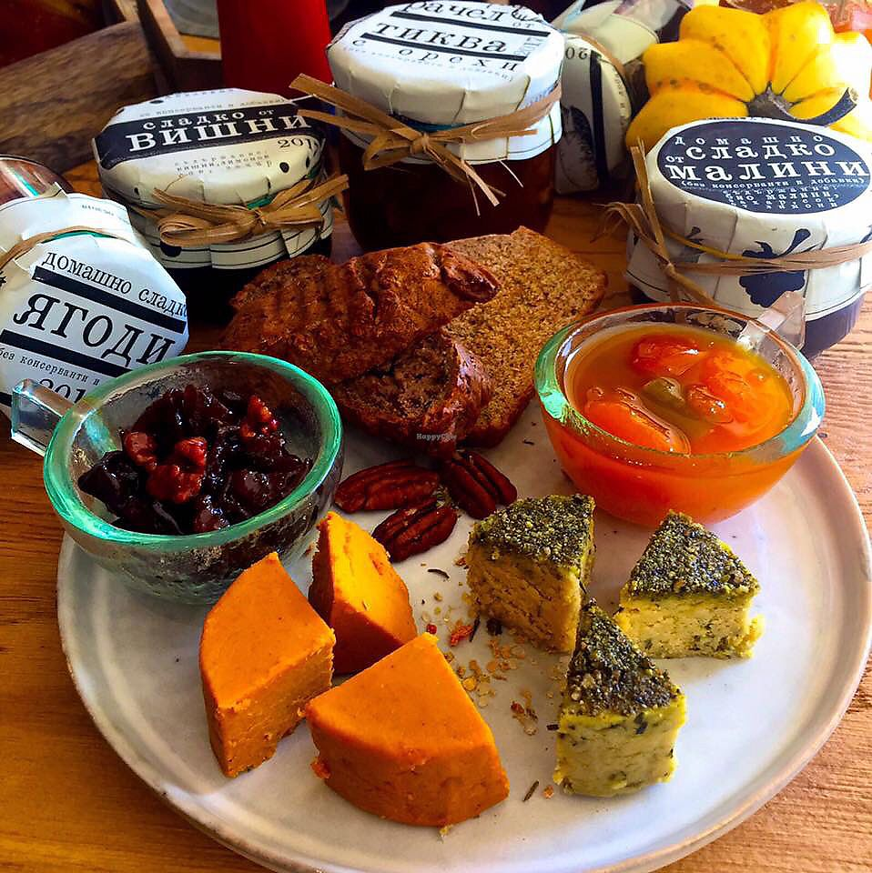 "Photo of Cafe Parallel 43  by <a href=""/members/profile/VeraTinkova"">VeraTinkova</a> <br/>Tree Nut Cheeses, Home-made jam & artisanal bread <br/> December 9, 2017  - <a href='/contact/abuse/image/102851/333836'>Report</a>"
