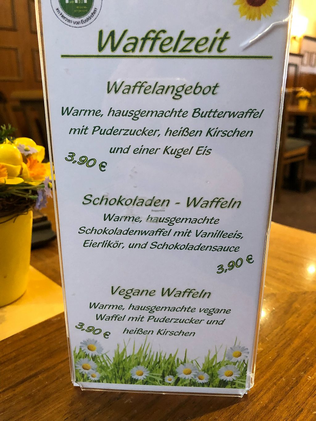 """Photo of Cafe Alter Markt  by <a href=""""/members/profile/MarleneMa%C3%9Fmann"""">MarleneMaßmann</a> <br/>Waffeln  <br/> March 28, 2018  - <a href='/contact/abuse/image/102854/377328'>Report</a>"""