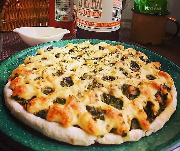 """Photo of Especiaria Culinaria Consciente  by <a href=""""/members/profile/cedres"""">cedres</a> <br/>Pizza <br/> October 13, 2017  - <a href='/contact/abuse/image/102858/317845'>Report</a>"""