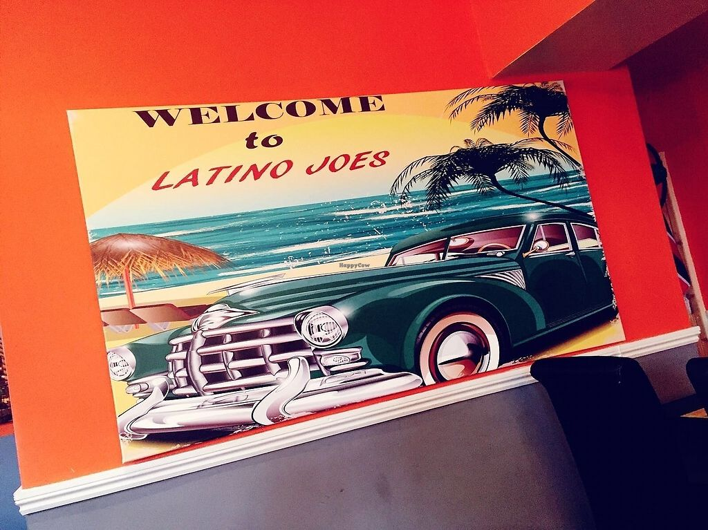 """Photo of Latino Joes  by <a href=""""/members/profile/TARAMCDONALD"""">TARAMCDONALD</a> <br/>Interior <br/> October 13, 2017  - <a href='/contact/abuse/image/102862/314872'>Report</a>"""