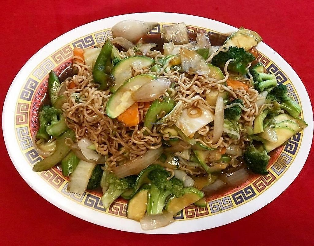 """Photo of Jeon San  by <a href=""""/members/profile/YanethGris"""">YanethGris</a> <br/>Delicious Vegan Chow Mien <br/> October 17, 2017  - <a href='/contact/abuse/image/102890/316087'>Report</a>"""