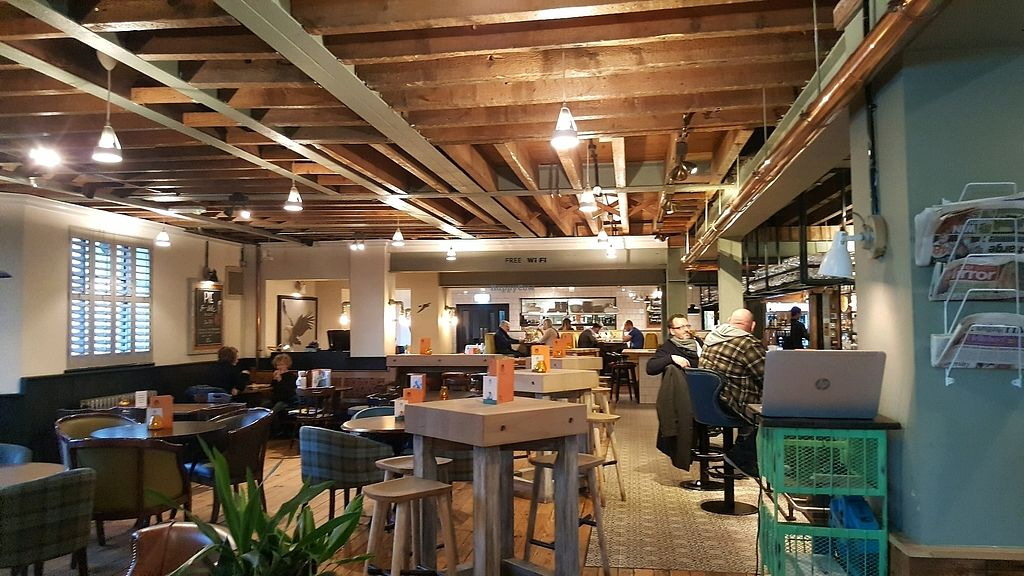 """Photo of The Viking Pub and Bakehouse  by <a href=""""/members/profile/Clare"""">Clare</a> <br/>inside bar area <br/> February 20, 2018  - <a href='/contact/abuse/image/102920/361895'>Report</a>"""