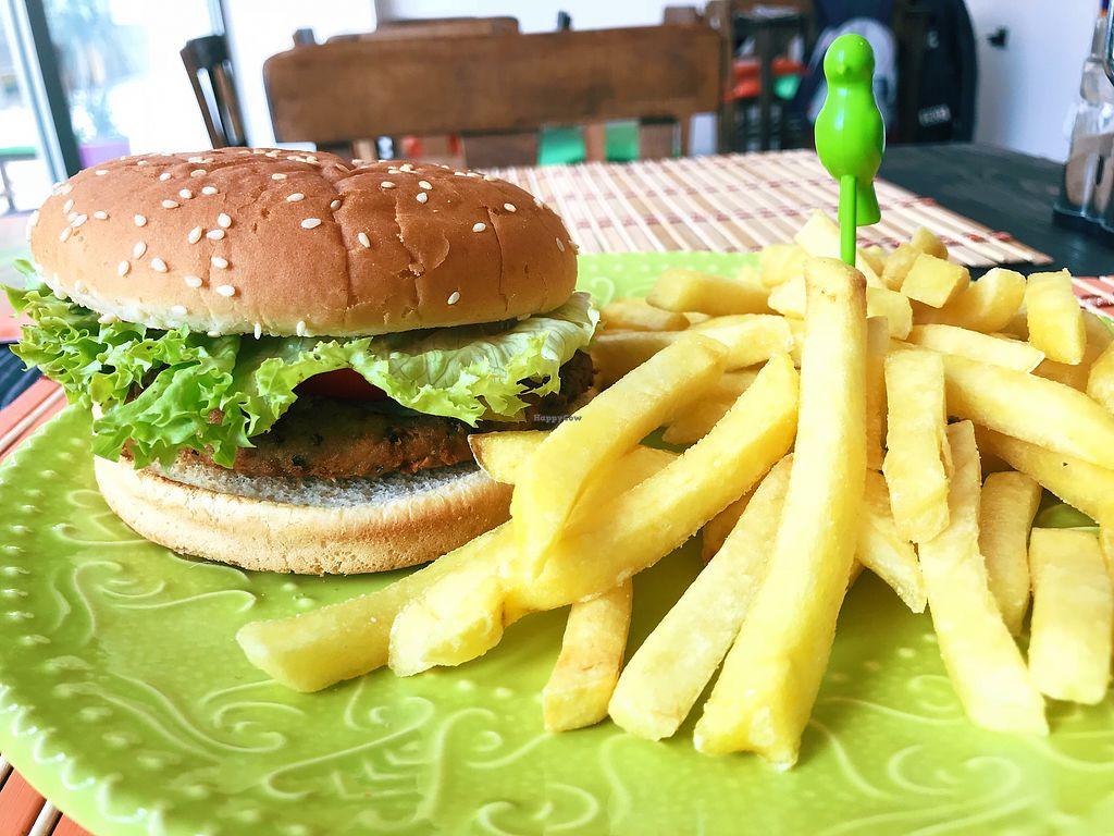 "Photo of Capella Cafe  by <a href=""/members/profile/veganoteacher"">veganoteacher</a> <br/>Vegan Burger Menu <br/> December 16, 2017  - <a href='/contact/abuse/image/102939/336038'>Report</a>"