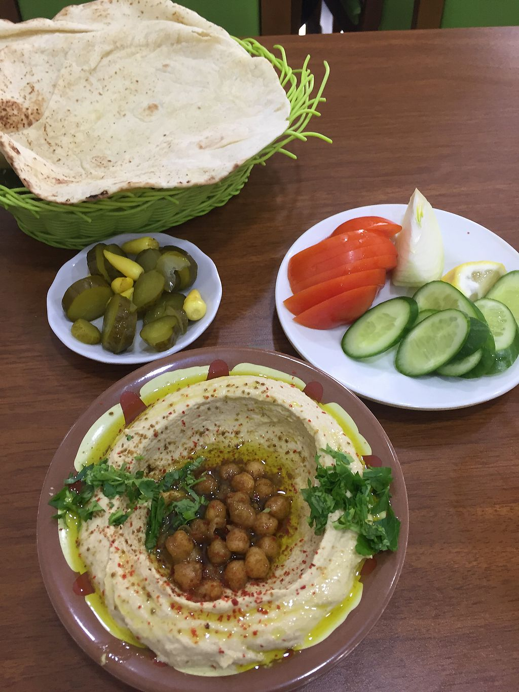 """Photo of Gazze Felafili   by <a href=""""/members/profile/gfilinta"""">gfilinta</a> <br/>Best Humus!  <br/> January 12, 2018  - <a href='/contact/abuse/image/102940/345666'>Report</a>"""