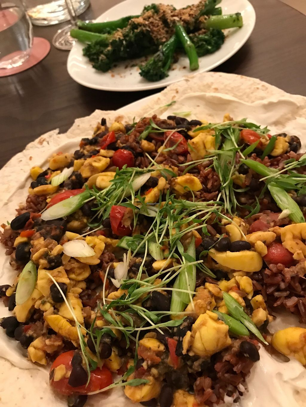 """Photo of Wulf & Lamb  by <a href=""""/members/profile/macganol"""">macganol</a> <br/>Open burrito. Really loved it <br/> December 20, 2017  - <a href='/contact/abuse/image/102949/337584'>Report</a>"""