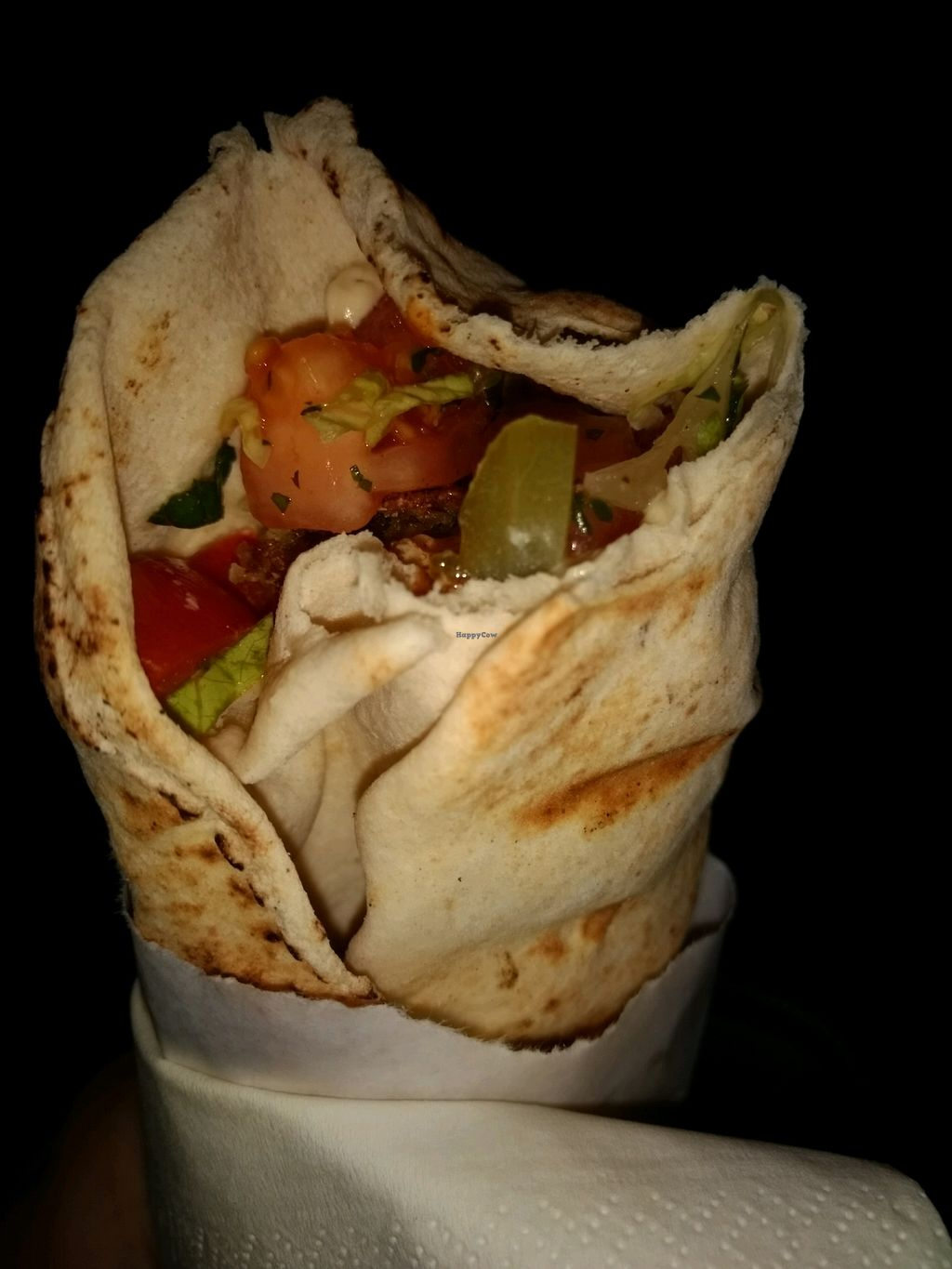 "Photo of Falafel To Go  by <a href=""/members/profile/craigmc"">craigmc</a> <br/>£2.50 <br/> October 27, 2017  - <a href='/contact/abuse/image/102994/319294'>Report</a>"