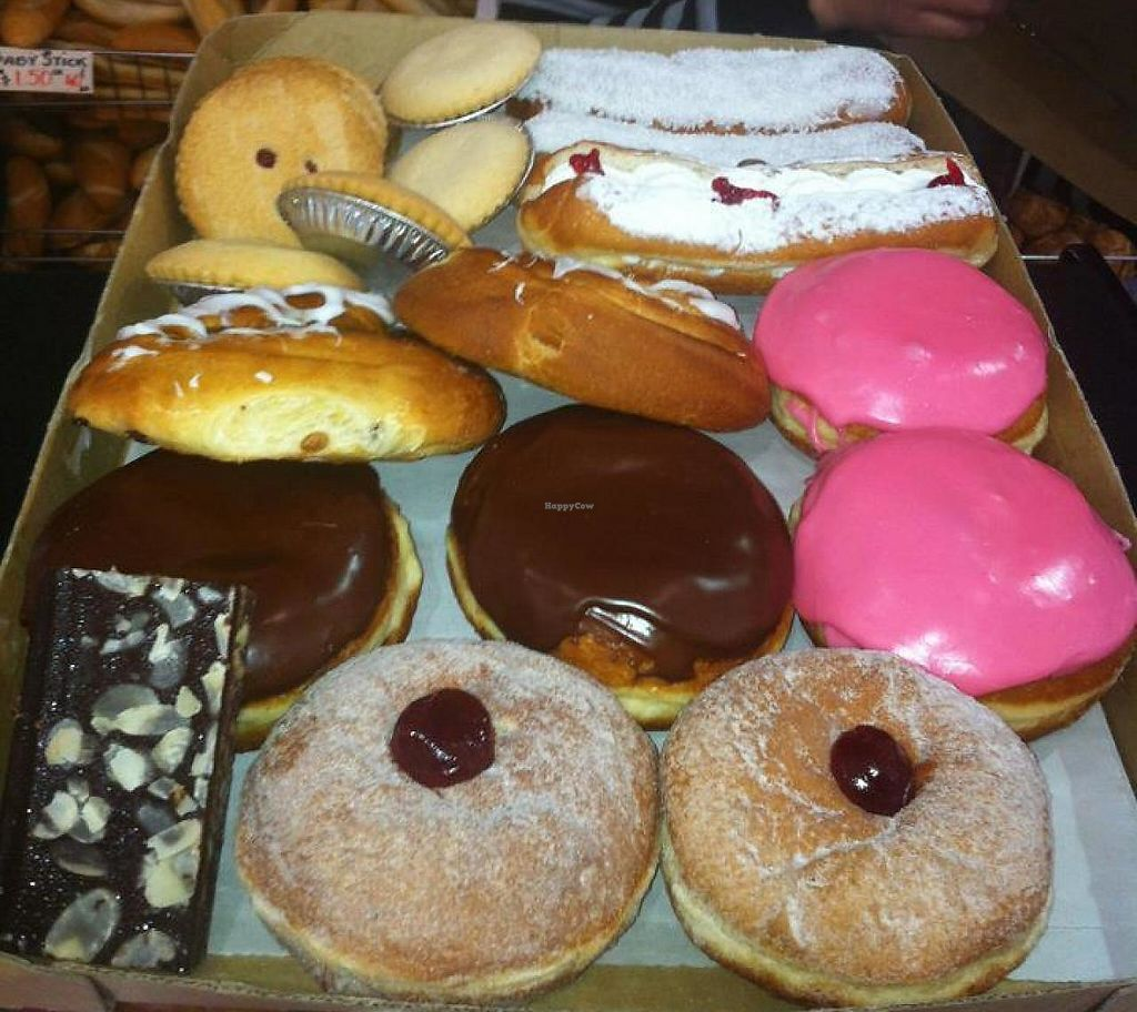 """Photo of La Panella  by <a href=""""/members/profile/EmilyBennett3050"""">EmilyBennett3050</a> <br/>La Panella vegan goodies!  <br/> August 21, 2014  - <a href='/contact/abuse/image/10299/261865'>Report</a>"""