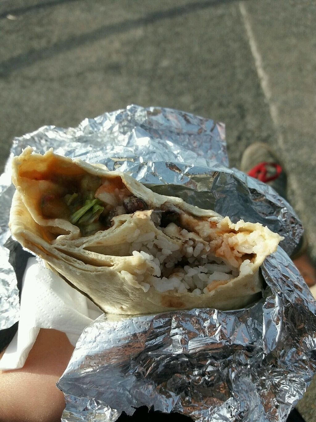 "Photo of CLOSED: Burritos at no25  by <a href=""/members/profile/Janina"">Janina</a> <br/>Burrito <br/> November 7, 2017  - <a href='/contact/abuse/image/103052/323036'>Report</a>"