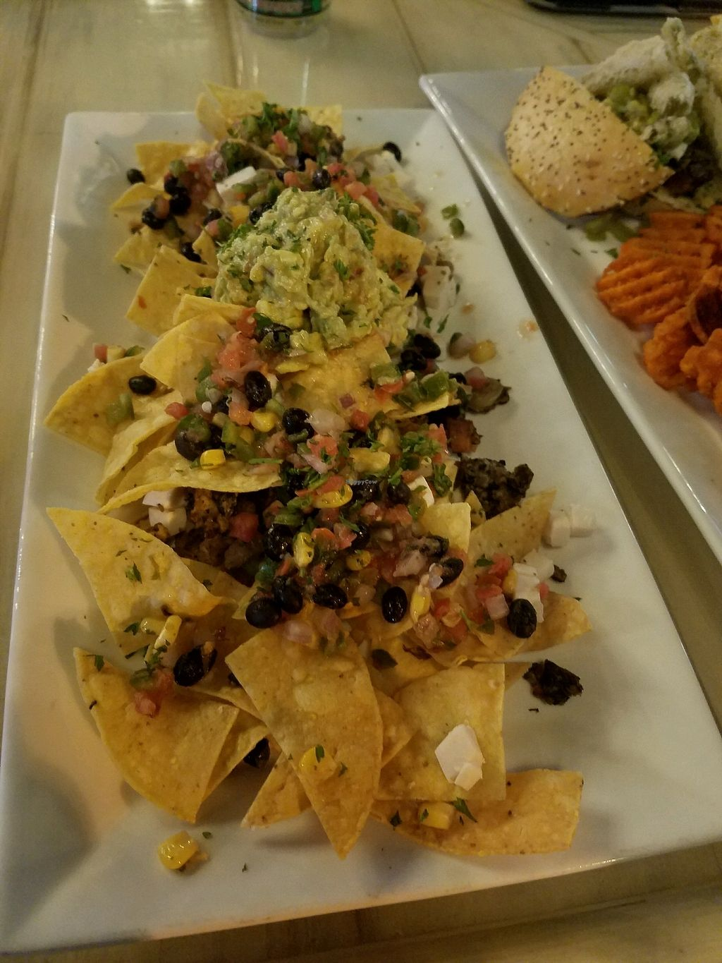 """Photo of Brixens  by <a href=""""/members/profile/MarisaD"""">MarisaD</a> <br/>Vegan nachos <br/> December 17, 2017  - <a href='/contact/abuse/image/103085/336507'>Report</a>"""