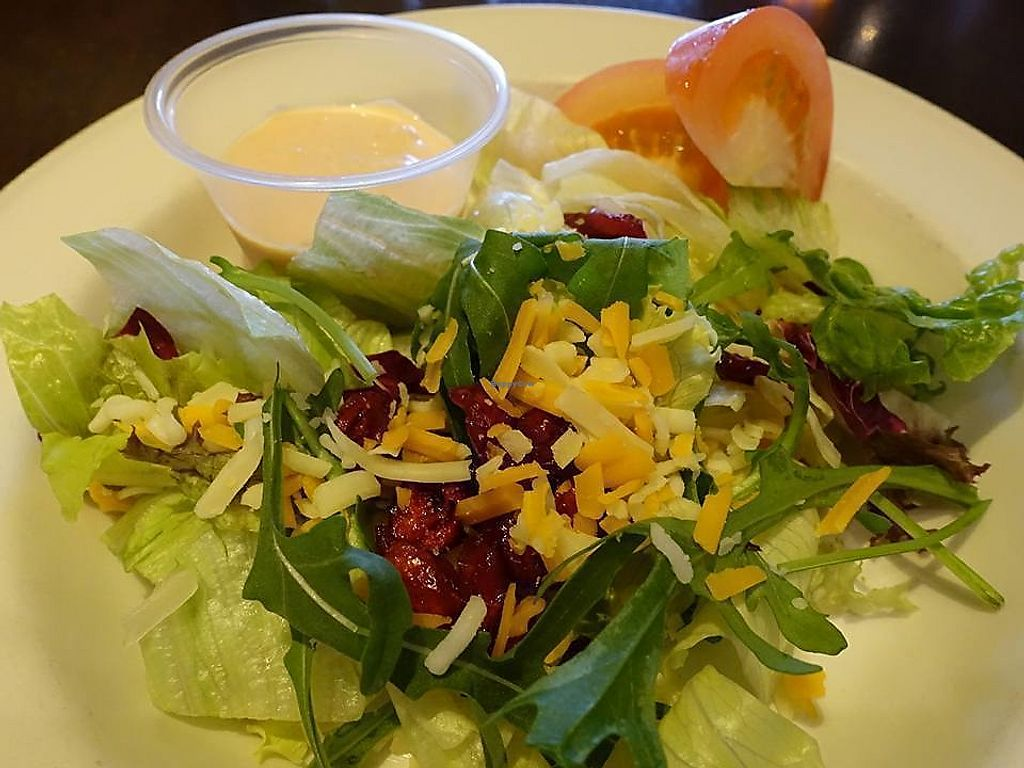 "Photo of Hard Rock Cafe - Sentosa  by <a href=""/members/profile/JimmySeah"">JimmySeah</a> <br/>salad with thousand island dressing  <br/> November 13, 2017  - <a href='/contact/abuse/image/103089/325160'>Report</a>"