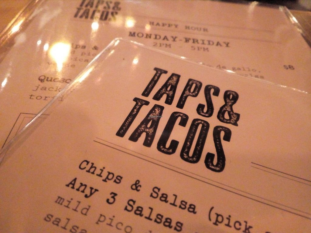 """Photo of Taps & Tacos  by <a href=""""/members/profile/scocasso"""">scocasso</a> <br/>Taps & Tacos <br/> November 12, 2017  - <a href='/contact/abuse/image/103102/324551'>Report</a>"""