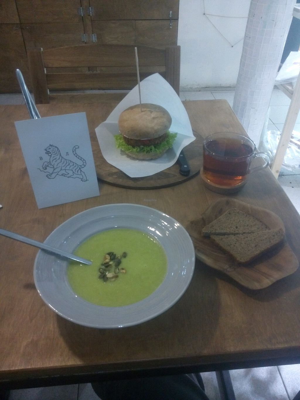 """Photo of Secret Spot Cafe  by <a href=""""/members/profile/LoisWeb"""">LoisWeb</a> <br/>Tuesday business lunch :) <br/> October 24, 2017  - <a href='/contact/abuse/image/103149/318227'>Report</a>"""