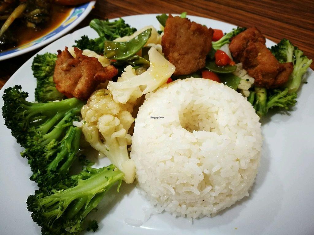 "Photo of Restaurante Vegetariano Tai I  by <a href=""/members/profile/MulinKuo"">MulinKuo</a> <br/>Saltado de verduras <br/> December 30, 2017  - <a href='/contact/abuse/image/103173/340975'>Report</a>"
