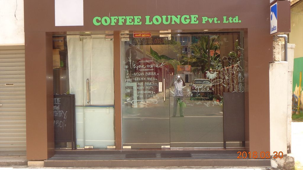 """Photo of The VOV Coffee Lounge  by <a href=""""/members/profile/nsivarama"""">nsivarama</a> <br/>Front view of the restaurant <br/> April 1, 2018  - <a href='/contact/abuse/image/103177/379269'>Report</a>"""