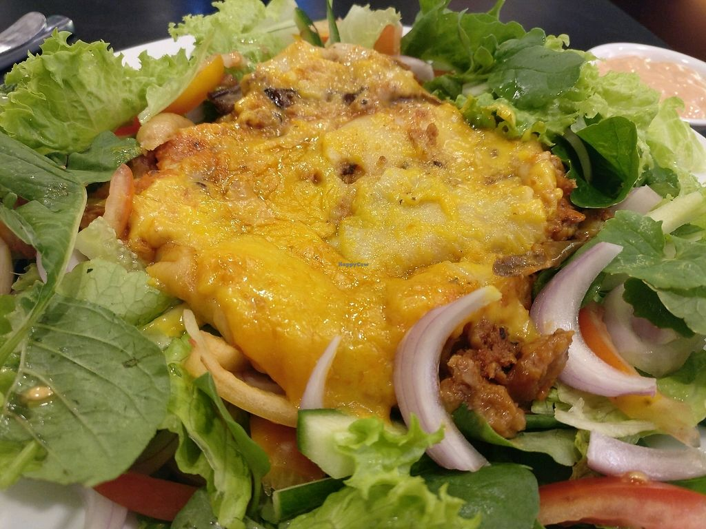 """Photo of The VOV Coffee Lounge  by <a href=""""/members/profile/Virogen"""">Virogen</a> <br/>Lasagna - Delicious!! <br/> April 6, 2018  - <a href='/contact/abuse/image/103177/381615'>Report</a>"""