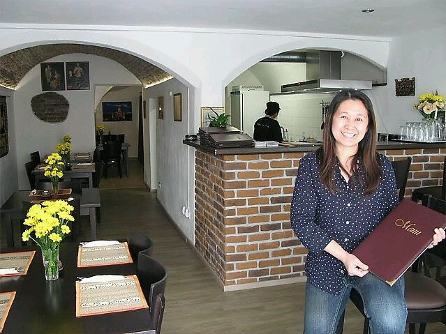"Photo of Bangkok am Inn  by <a href=""/members/profile/AlvaVe%C3%B0rfd%C3%B3ttir"">AlvaVeðrfdóttir</a> <br/>kleines, gemütliches lokal  <br/> April 27, 2018  - <a href='/contact/abuse/image/103193/391662'>Report</a>"