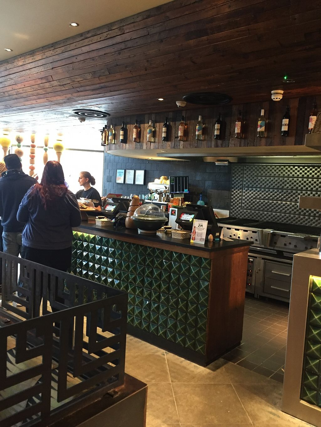 """Photo of Nando's  by <a href=""""/members/profile/TARAMCDONALD"""">TARAMCDONALD</a> <br/>Open kitchen <br/> October 24, 2017  - <a href='/contact/abuse/image/103205/318427'>Report</a>"""