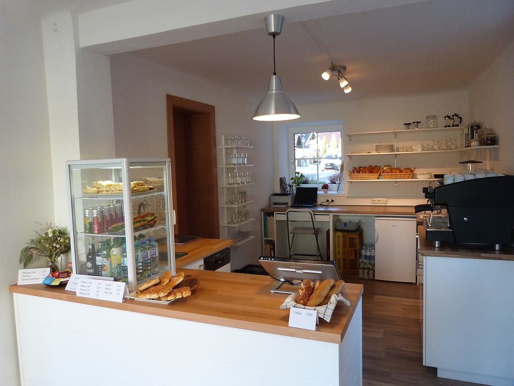 """Photo of I-Cafe  by <a href=""""/members/profile/tdvorak"""">tdvorak</a> <br/>I-Café counter and vitrine <br/> October 19, 2017  - <a href='/contact/abuse/image/103228/316698'>Report</a>"""