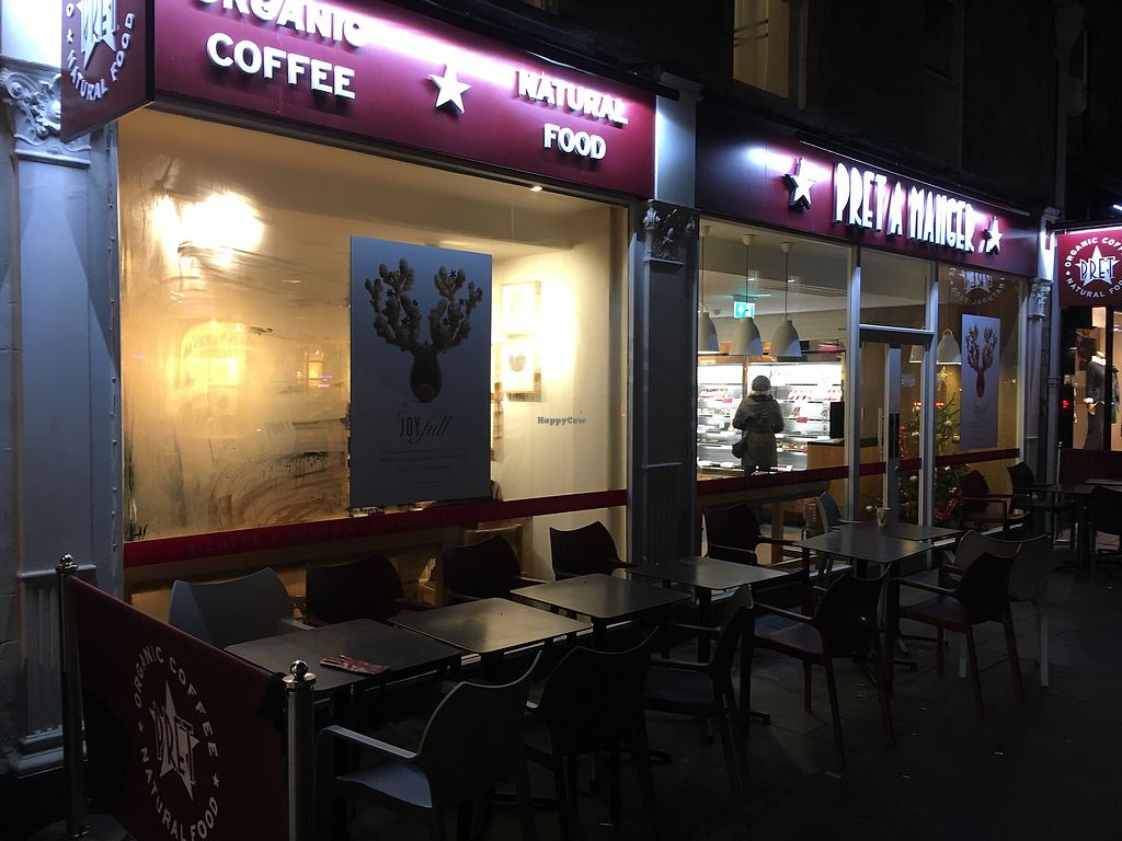 """Photo of Pret A Manger  by <a href=""""/members/profile/hack_man"""">hack_man</a> <br/>Exterior  <br/> December 9, 2017  - <a href='/contact/abuse/image/103281/333845'>Report</a>"""