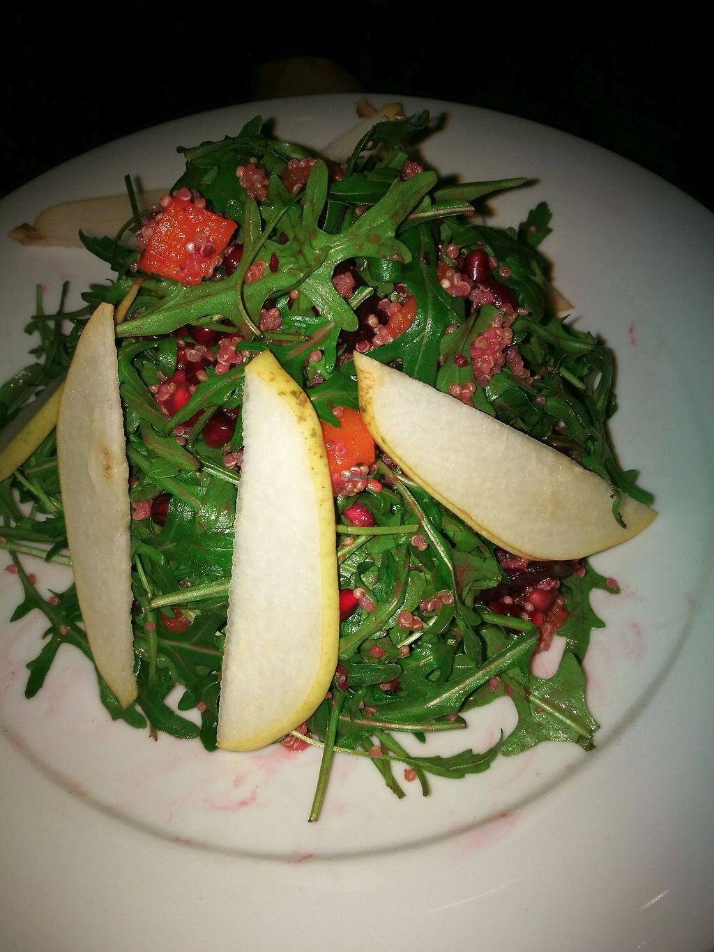 "Photo of Energiea  by <a href=""/members/profile/k-girl80"">k-girl80</a> <br/>Salad with pomegranate and quinoa